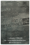 ART_IS_RESISTANCE_WALLPACK by taling-hallenthur