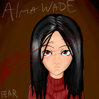 Alma Wade - portrait by Crazyb2000