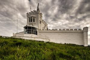 Llynas Lighthouse by CharmingPhotography