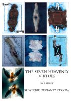 Seven Heavenly Virtues by shweebie
