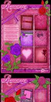 Romance Papers and Elements by cosmosue