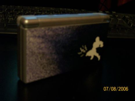 DS Lite Skin pic 1 by TheMercFCS