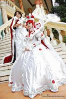Trinity Blood - Albion by marizreyes