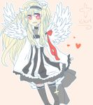 Gothic Cross Angel Adoptable [CLOSED] by KokoMall