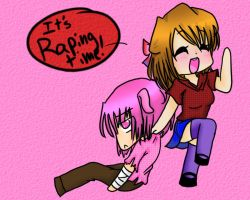 IT'S PIGGEH RAPIN' TIME! pt. 3 by gothgirl5410