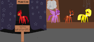 Five Nights At Freddy's Pony Version by ponyiesarecool