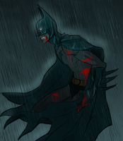 Dark knight by Detkef