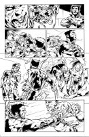 HOUSE OF M: MASTERS OF EVIL 02 PG 19 by NelsonInks