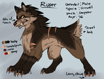 Ripper (C) by lalacat2000