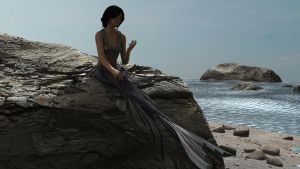 Mermaids155b04 by themeanguy