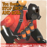 TF2 pyro spray by RJD37