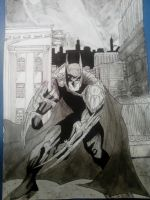 Batman: Fan cover by Jefra