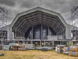 The Stage by Bazz-photography