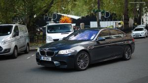BMW M5 F10 by ShadowPhotography