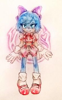 Hedgehog Girl Adoptable [OPEN] by NEJOLLY