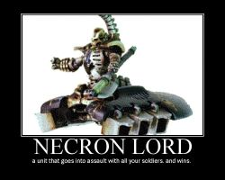 necron lord motivatinal poster by pandoras-anarchy