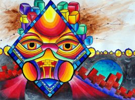 Creative Mask by Xpand-The-Mind
