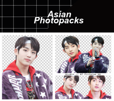 Pack Png 057 // Win Win (NCT). by xAsianPhotopacks