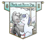 2015 Hearts and Hooves Day by Ryxingeir