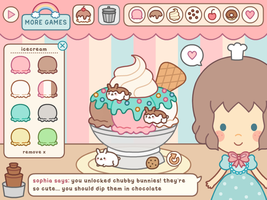 Sophias Ice cream screenshot by SqueakyToybox