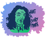 What A Story Mark by Mr-SF