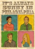 Always Sunny in Philadelphia by cool-slayer