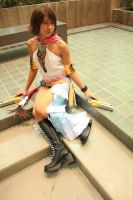 Final Fantasy X-2: Steps by Ai-rika