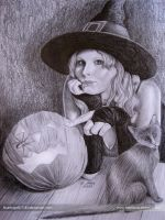 Halloween 2009 by BlueAngel271183