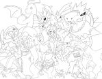 Me as my Dragon type Pokemon Trainer by adamlee200587