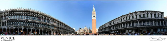Piazza San Marco 180 by gdphotography