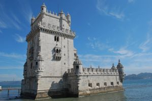 Torre de Belem by ReneHaan