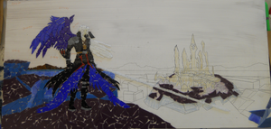 Sephiroth Stained Glass Part 10 by Co-Swagster