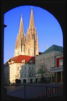 Regensburg - Cathedral by kgcreative