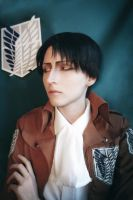 Wings of Freedom - SnK cosplay by Jiosan