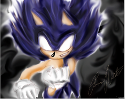 Dark Sonic by Evaelisa