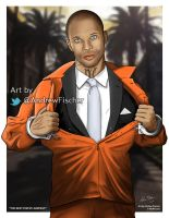 Jeremy Meeks: Too Sexy For My Jumpsuit by AndrewFischer