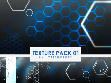 Texture Pack 01 by LotteHolder