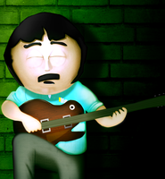 Randy Marsh by leoslim