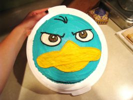 Perry Cake by Kenzie11593