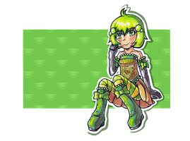 ~*~ Melon Candy ~*~ :: Contest Entry by Amalika
