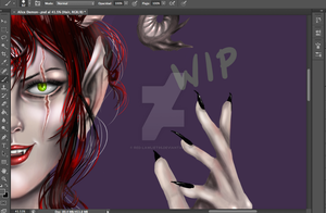 WIP-Demonic by red-lawliet95