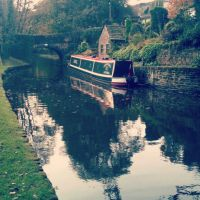 Canal by hewatchedtheclouds