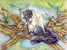 Dr. Binturong by Puppy-Chow