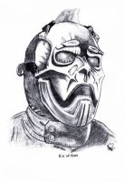 Sid Wilson by autobot0d41r