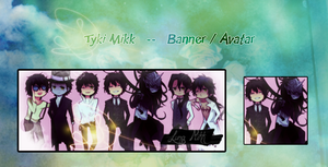 Banner-Avatar -- Tyki by LunaInverseElric