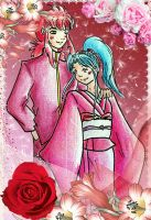 Part two: Kurama and Botan by stefi-tails