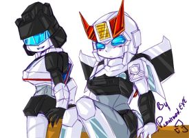 TF Slash - Fem Prowl n Jazz by plantman-exe