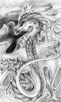 Eagle Dragon by Amaranth44