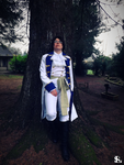 Hetalia - Alone I stand by Silent--Laughter