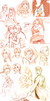 FMA sketchdump by m-angela